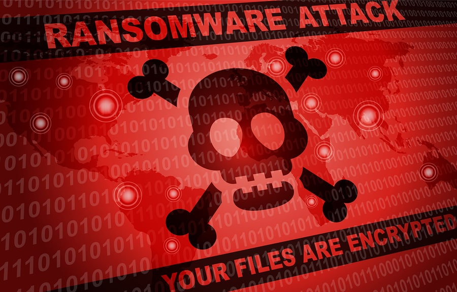 Rannsomware is a serious threat to home computers users (as well as businesses.)
