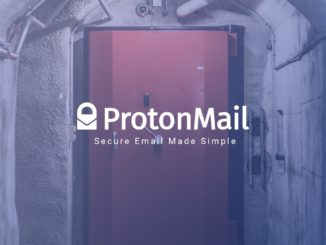 ProtonMail offers end to end encrypted email, with a privacy first focus