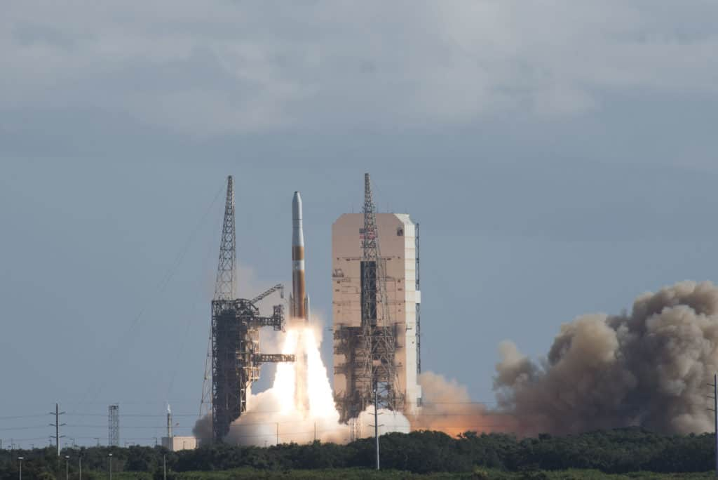 Delta IV GPS III launch