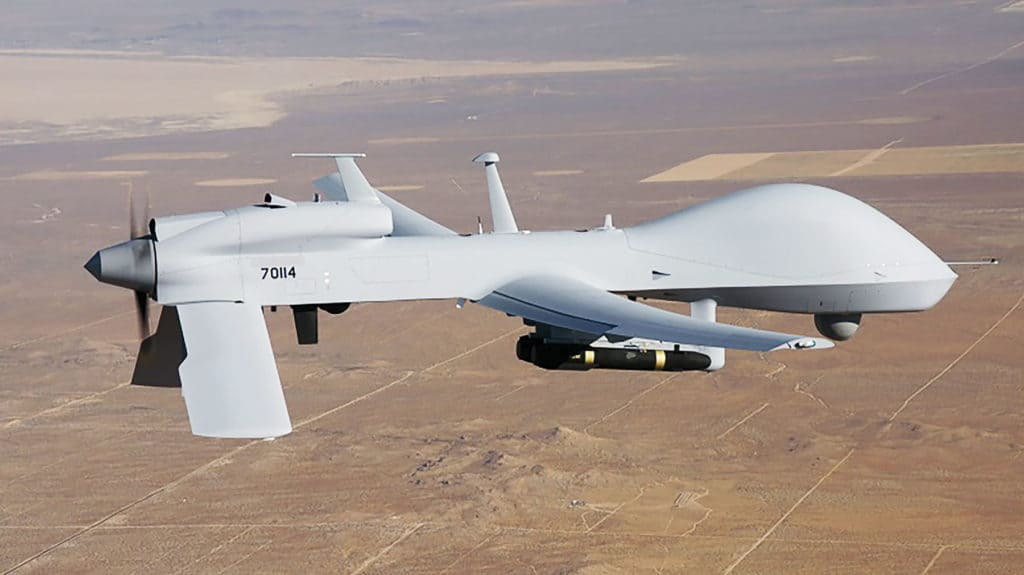 General Atomics MQ-1C Gray Eagle