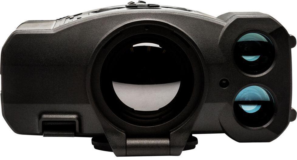 Pulsar Accolade 2 LRF XP50 Thermal Binocular lens close