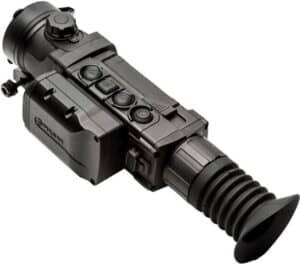 Pulsar Trail LRF XQ50 Thermal Riflescope top view